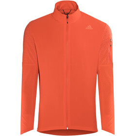 adidas Supernova STM Running Jacket Men red